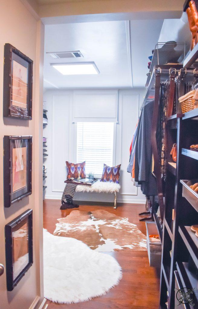 ORC Master Bedroom Closet JENRON DESIGNS