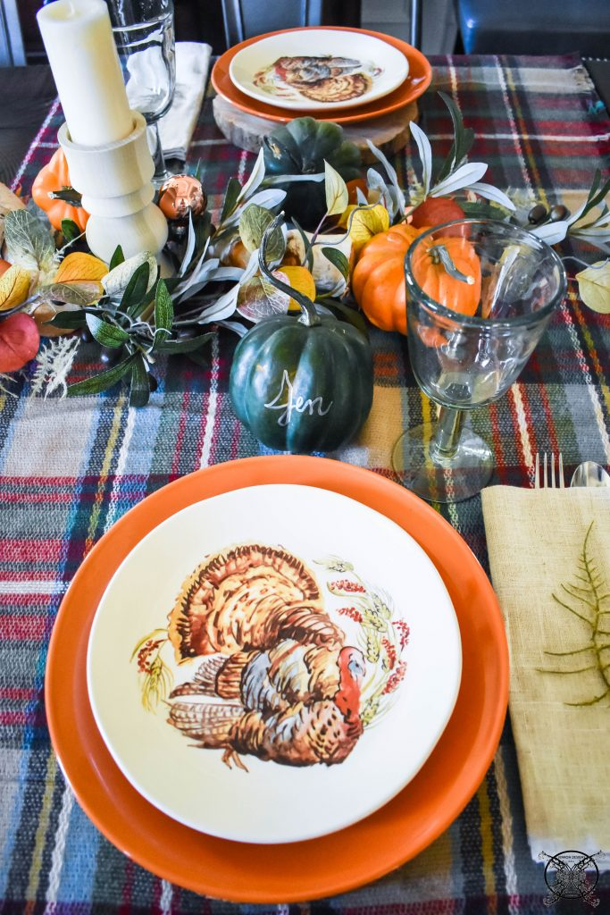 Thanksgiving Table & Gratitude Tree JENRON DESIGNS