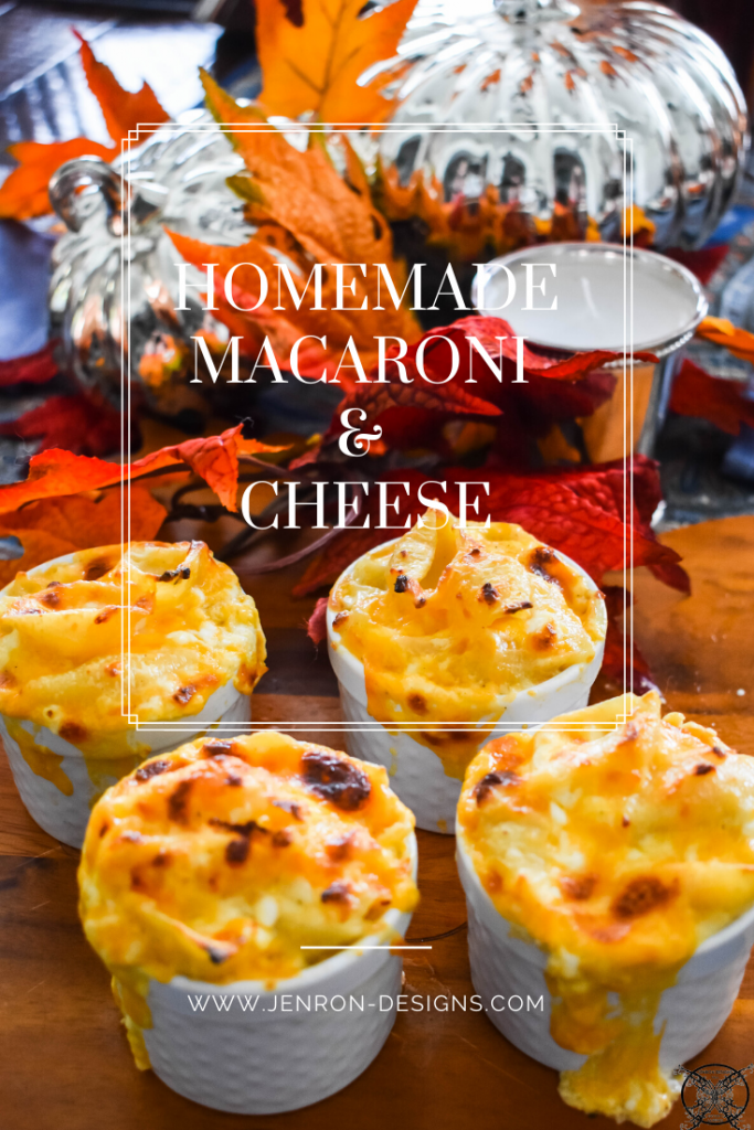 Macaroni & Cheese JENRON DESIGNS