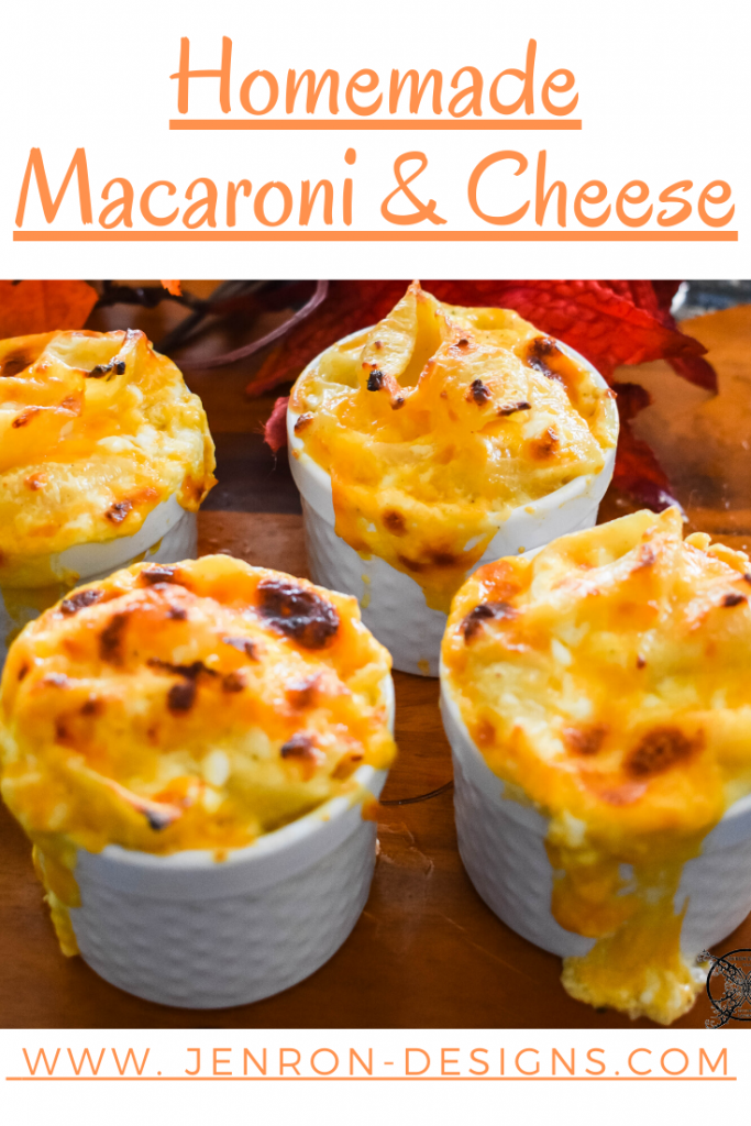 Homemade Macaroni & Cheese Pin JENRON DESIGNS