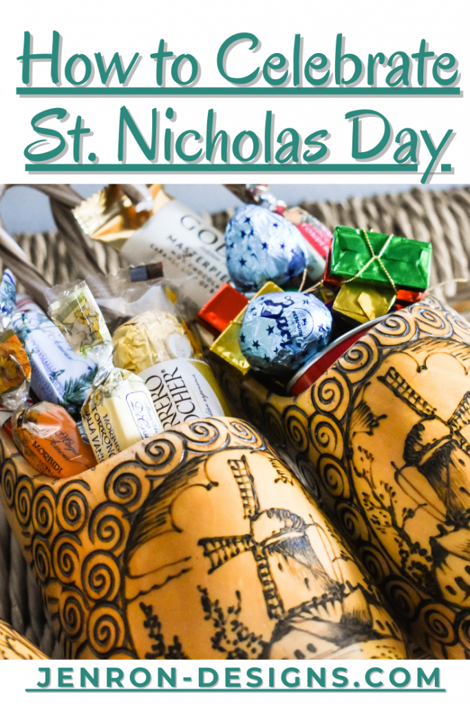 Celebrating St. Nicholas Day JENRON DESIGNS