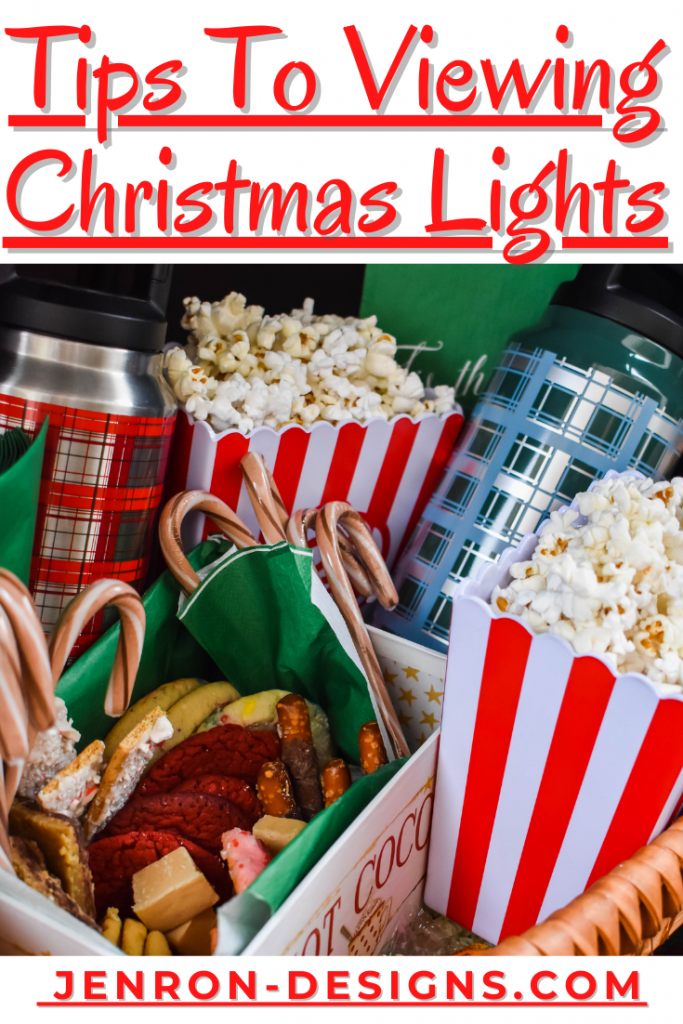 Tips To Seeing Holiday Lights JENRON DESIGNS