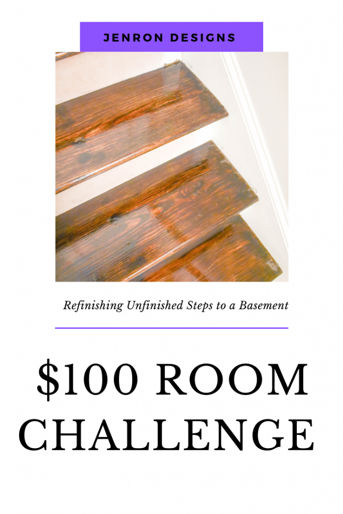 JENRON DESIGNS $100 ROOM CHALLENGE
