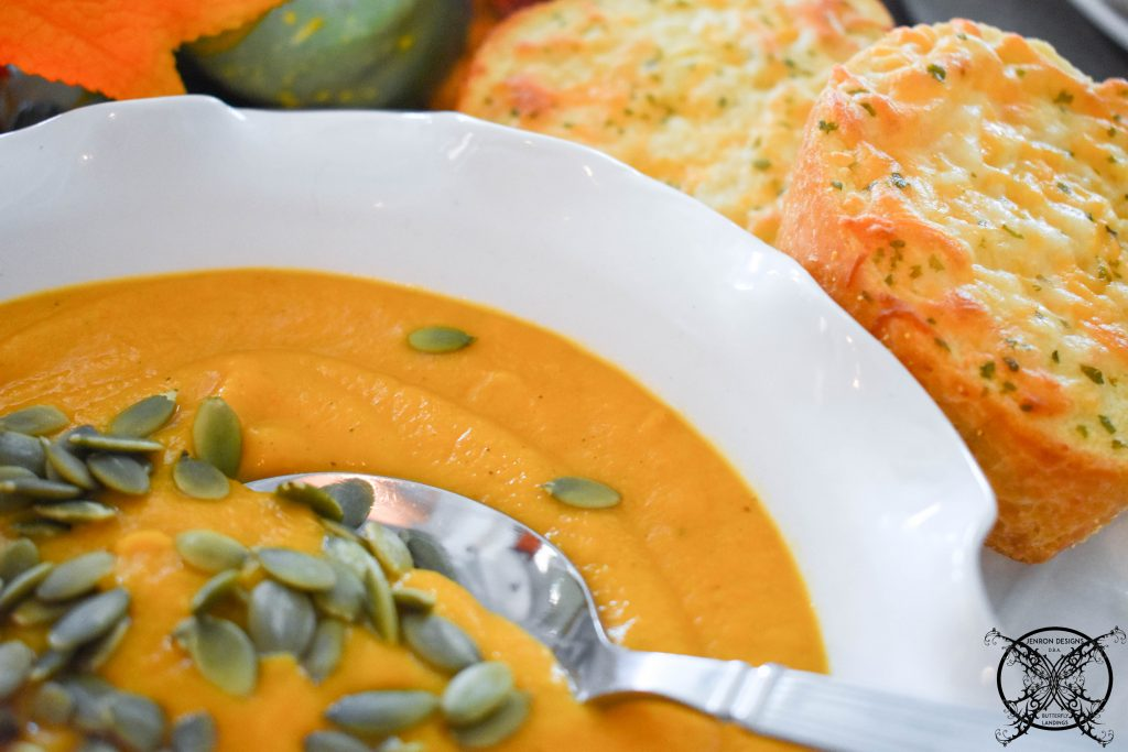 Butternut Squash Soup JENRON DESIGNS