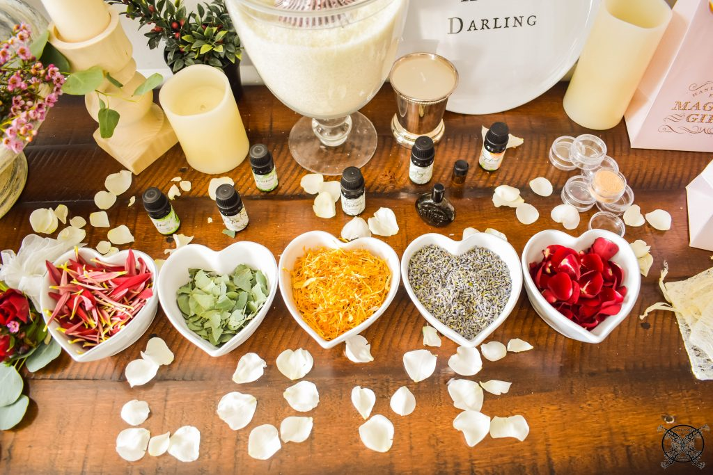 DIY Bath Teas & Bath Salts JENRON DESIGNS