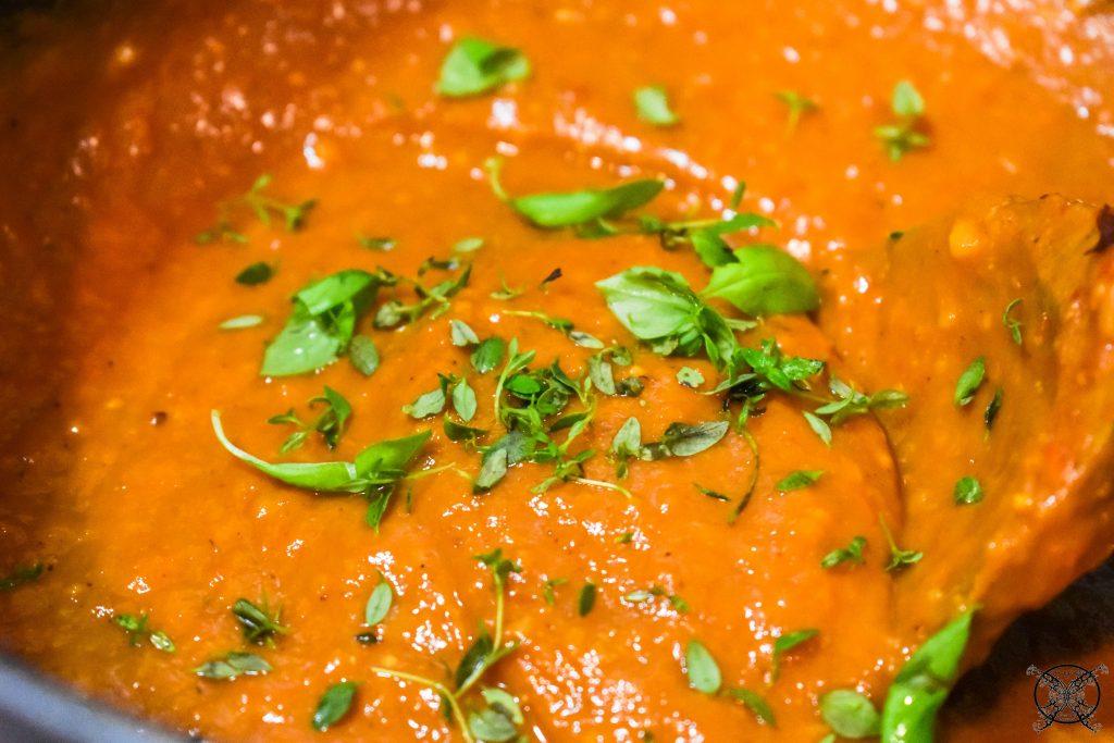 Tomato Basil Soup JENRON DESIGNS