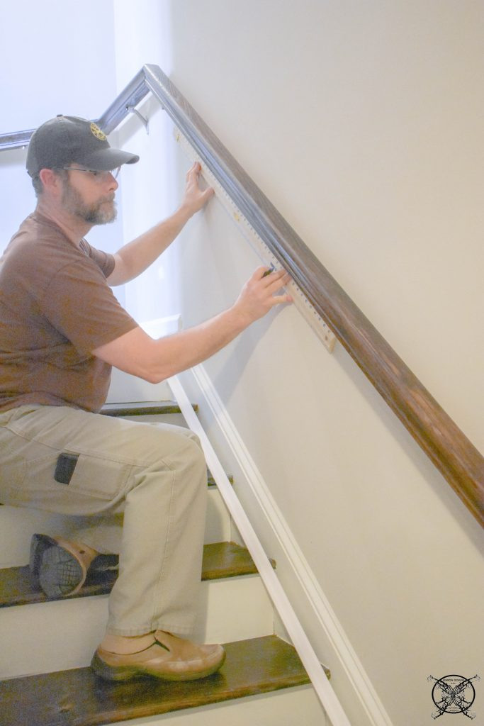 Wainscot Install Measurements JENRON DESIGNS