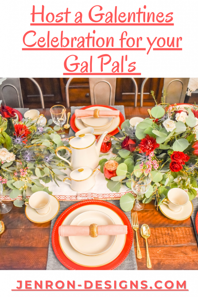 Galentines Day Gathering JENRON DESIGNS