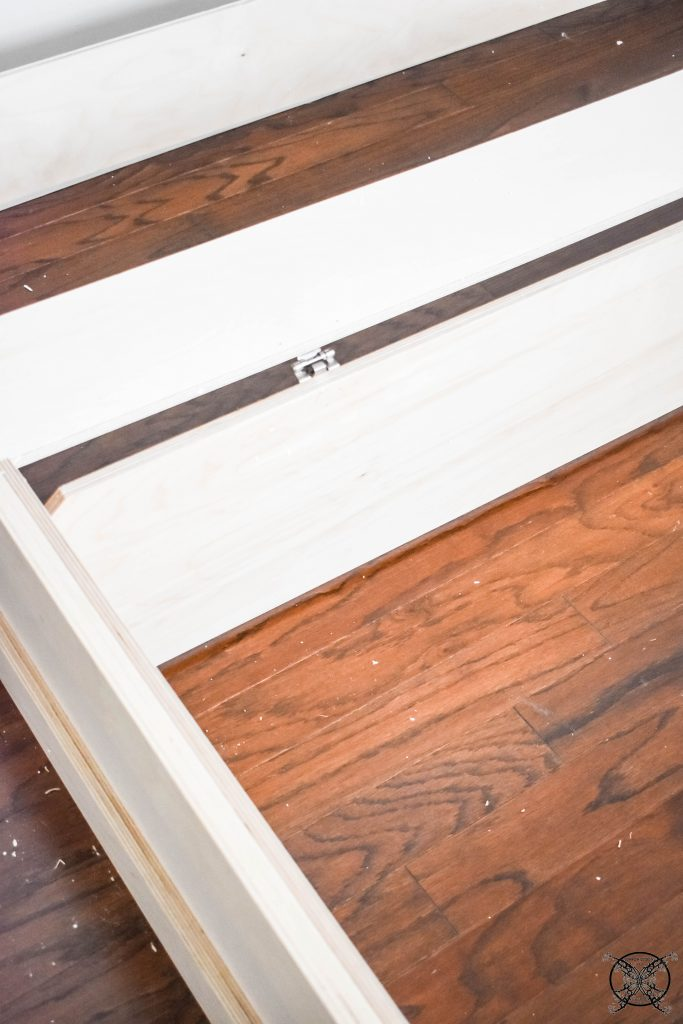 Lori Murphy Bed assembly Jenron Designs