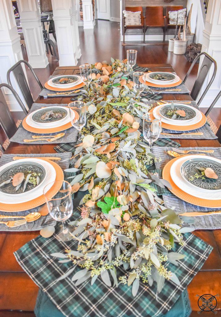 St. Patrick's Table JENRON DESIGNS