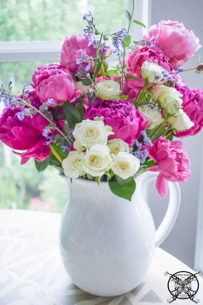 Cutting Garden Flowers JENRON DESIGNS