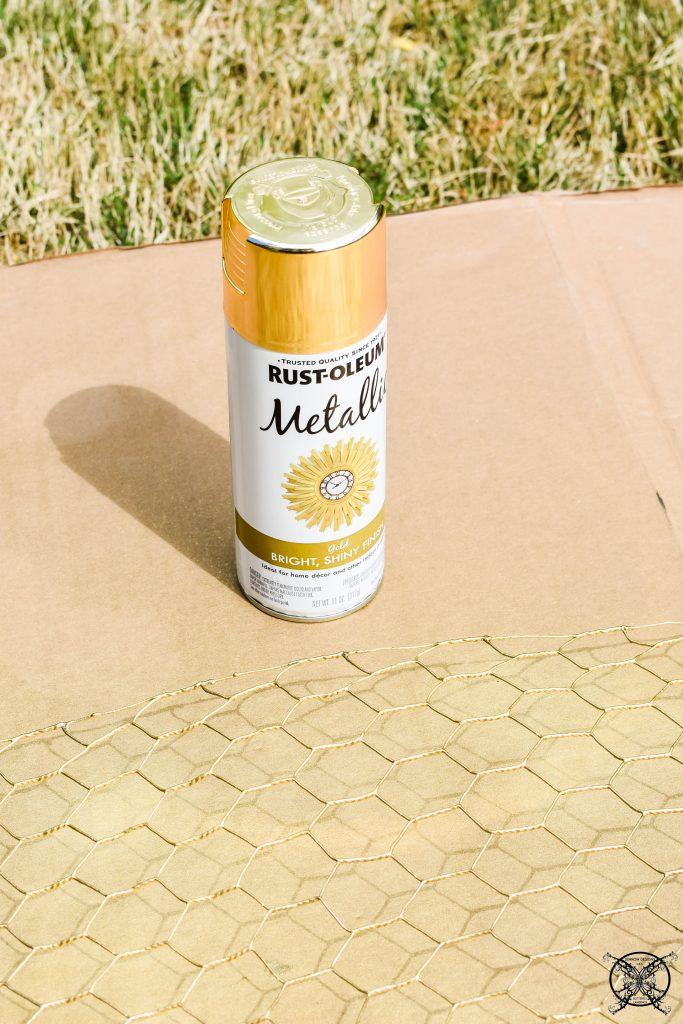DIY Beehive Table Runner JENRON DESIGNS