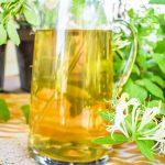 PItcher of Honeysuckle Tea JENRON DESIGNS