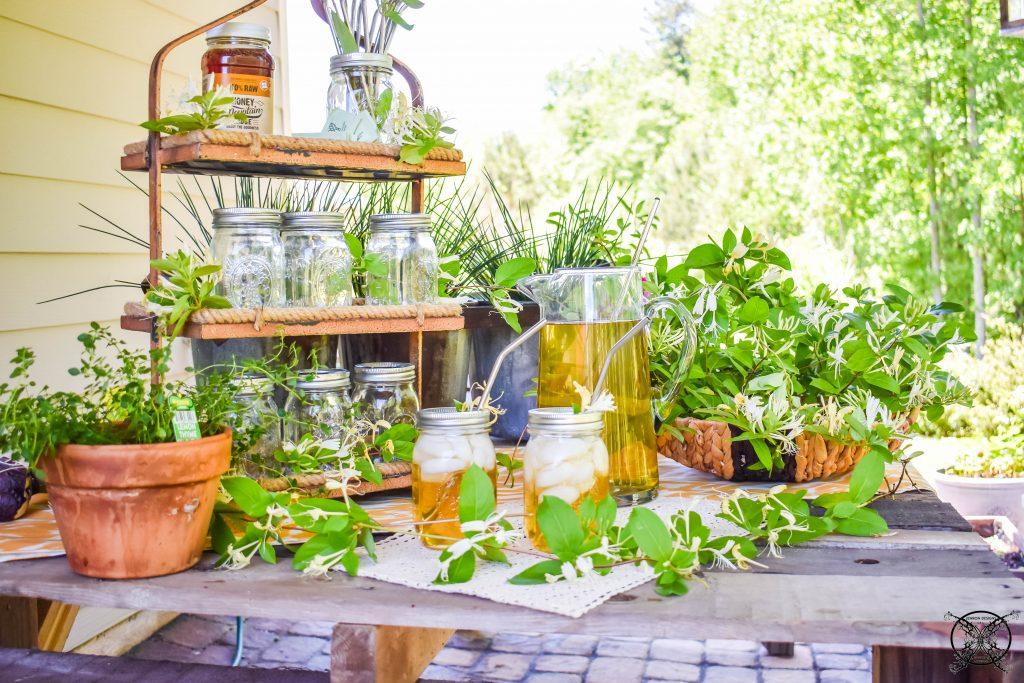 Southern Honeysuckle Sweet Tea JENRON DESIGNS