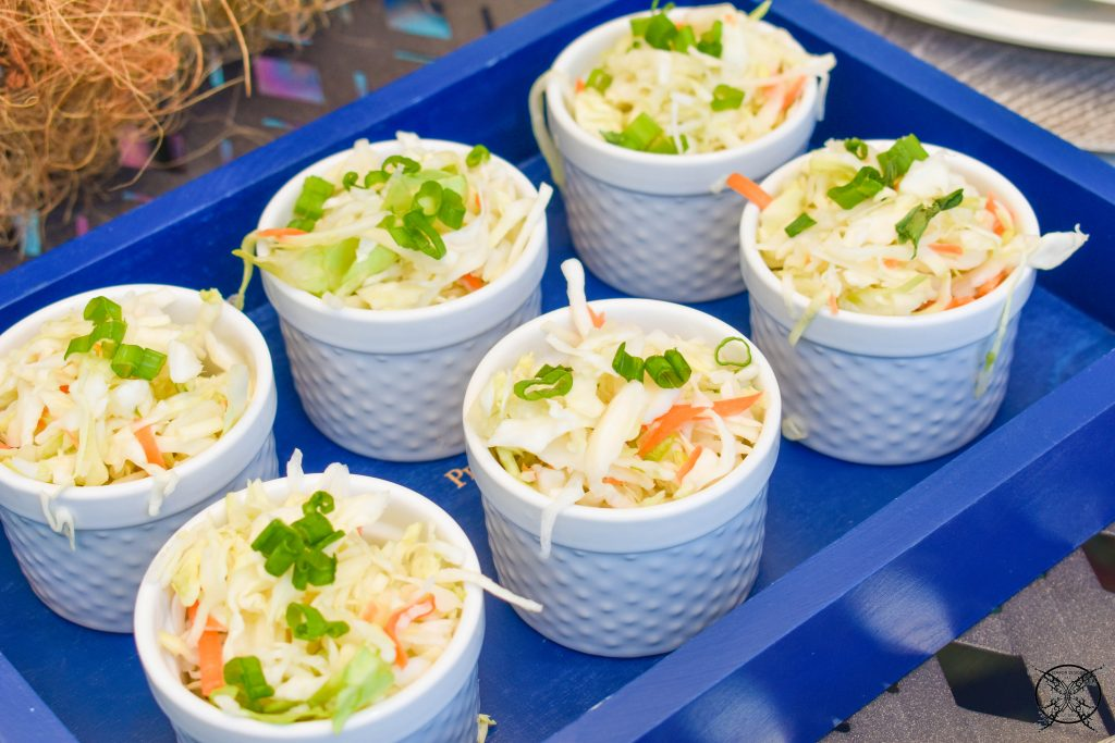 Avacado Coleslaw for the Fish Fry JENRON DESIGNS