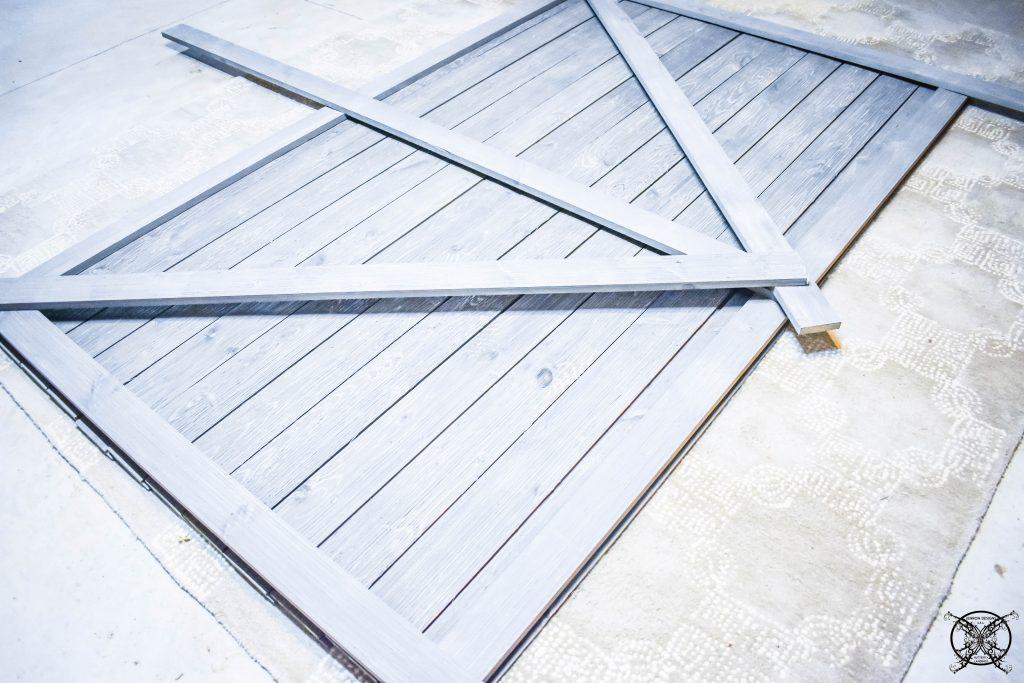 Building a Barn Door JENRON DESIGNS
