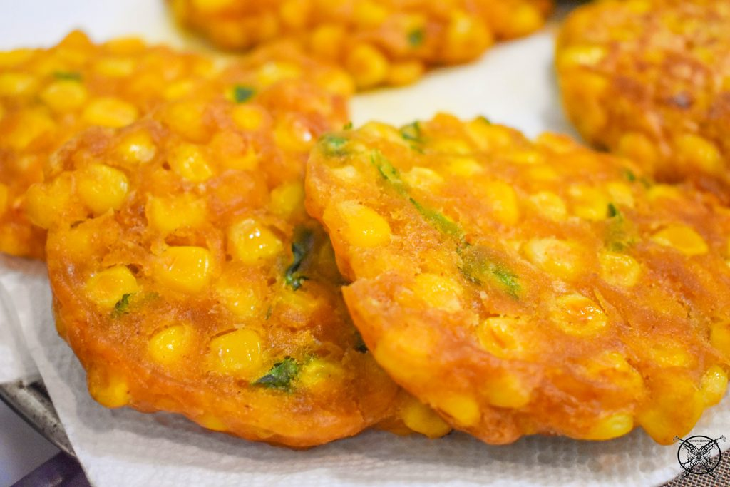 Summertimer Fish Fry Corn Fritters JENRON DESIGNS