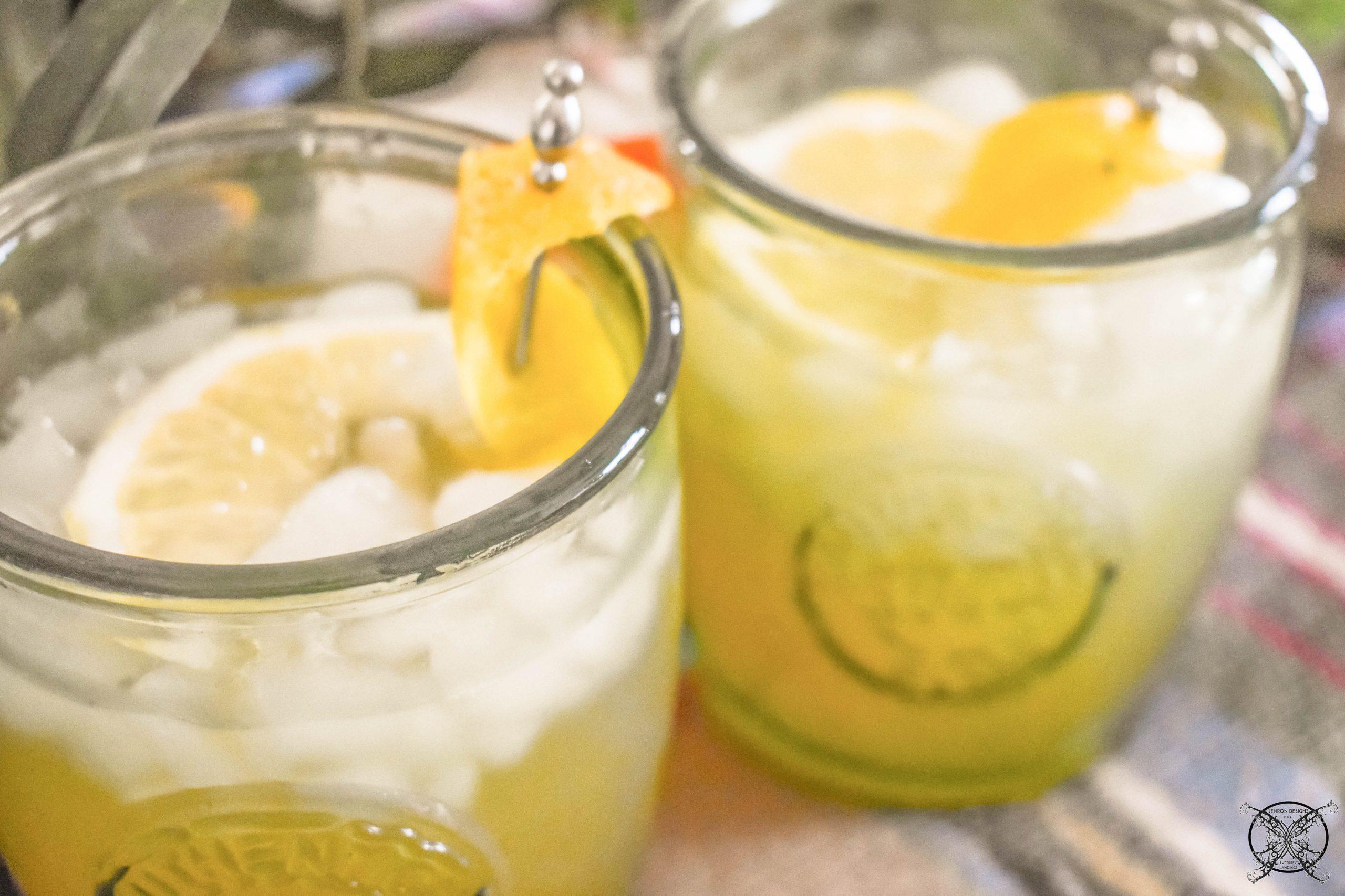 Lemony Spritzer JENRON DESIGNS