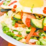 Sunny Side Up Veggie Bowl JENRON DESIGNS