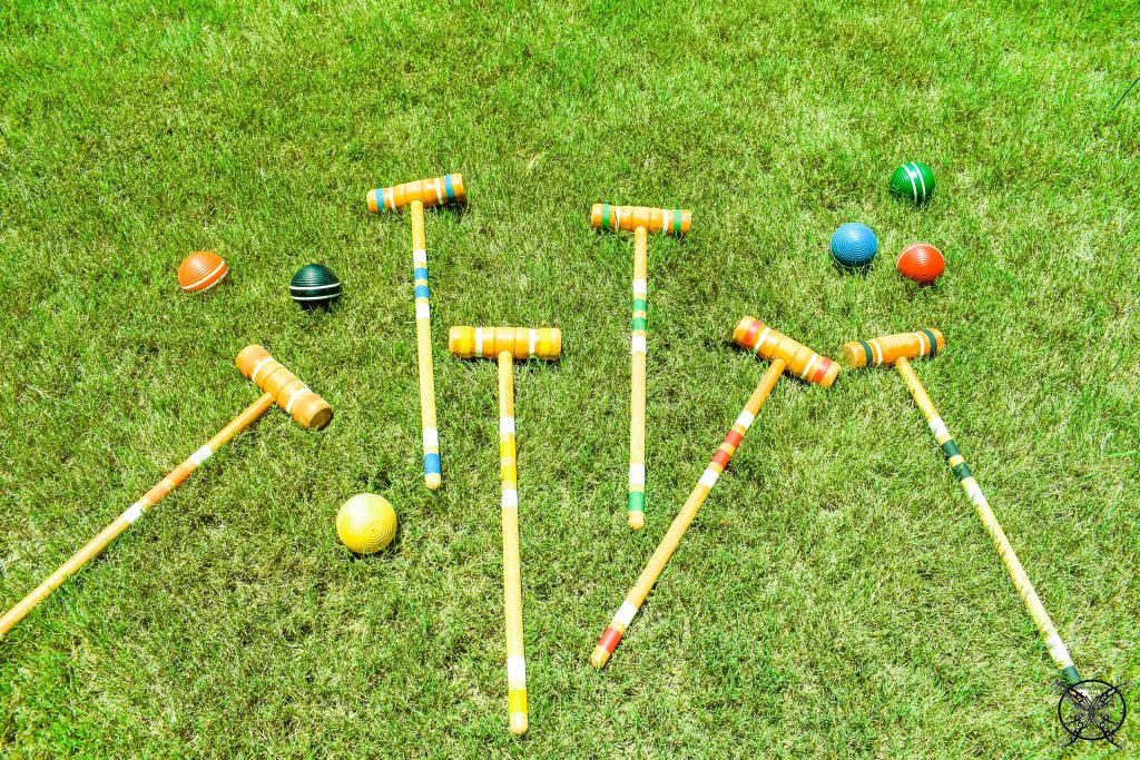 Yard Games Croquet Mallets JENRON DESIGNS