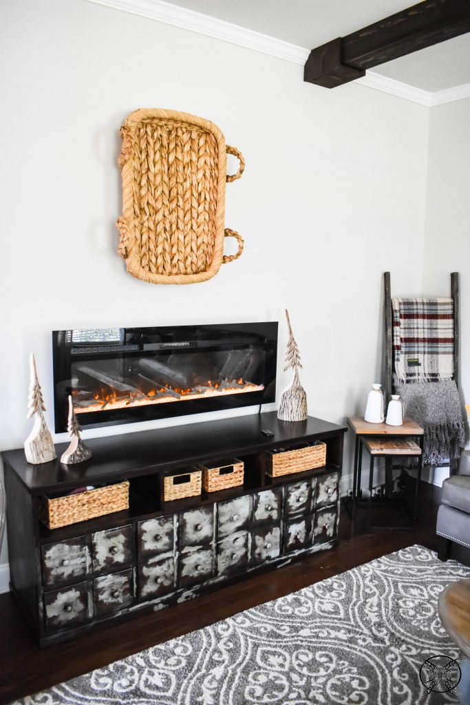 Adding A Wall Hanging Fireplace to Your Home JENRON DESIGNS