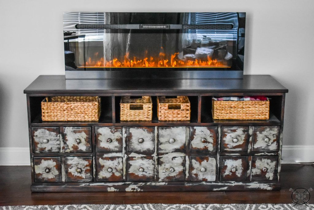 Fireplace Tabletop Installation JENRON DESIGNS