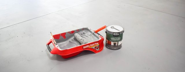 Handy Paint Products for the Floor JENRON DESIGNS