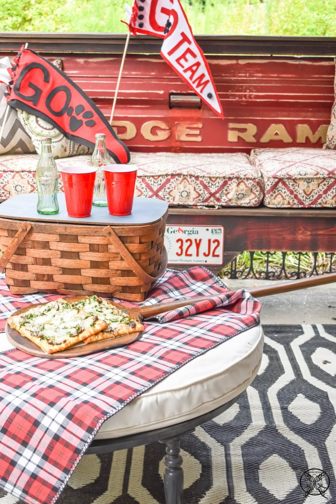 Tailgating for Two JENRON DESIGNS