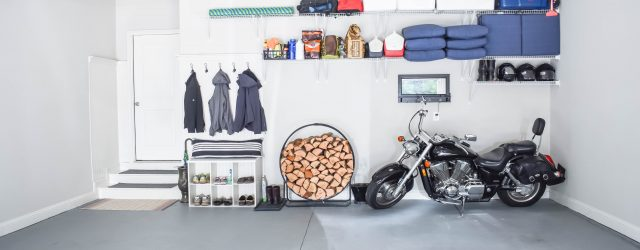 Final Garage Reveal $100 Room Challenge JENRON DESIGNS