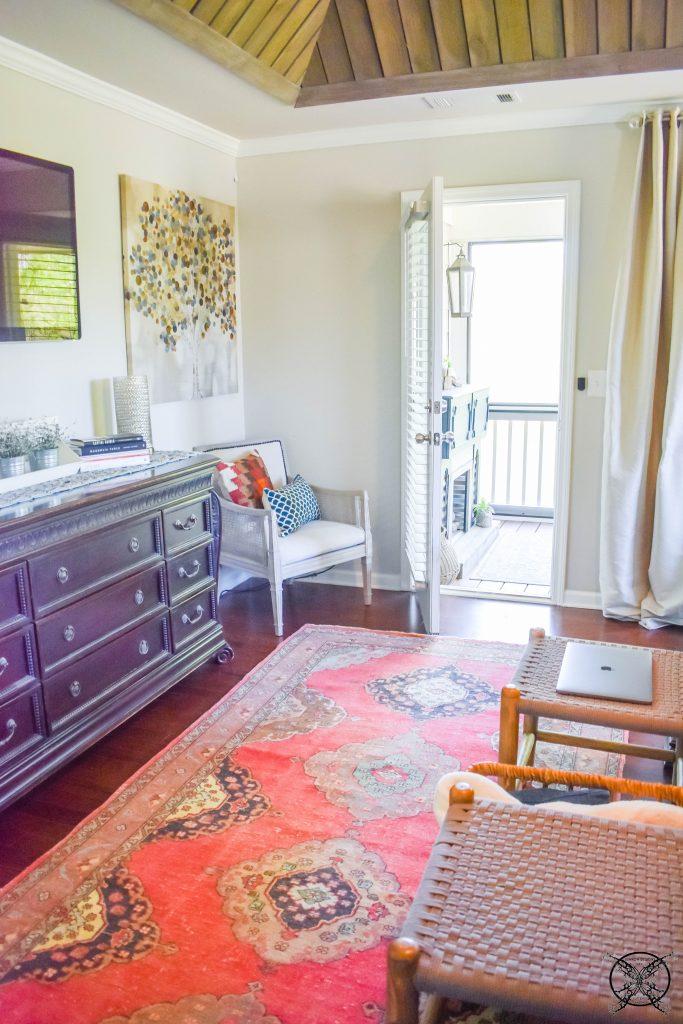 Master Bedroom Revival Rug