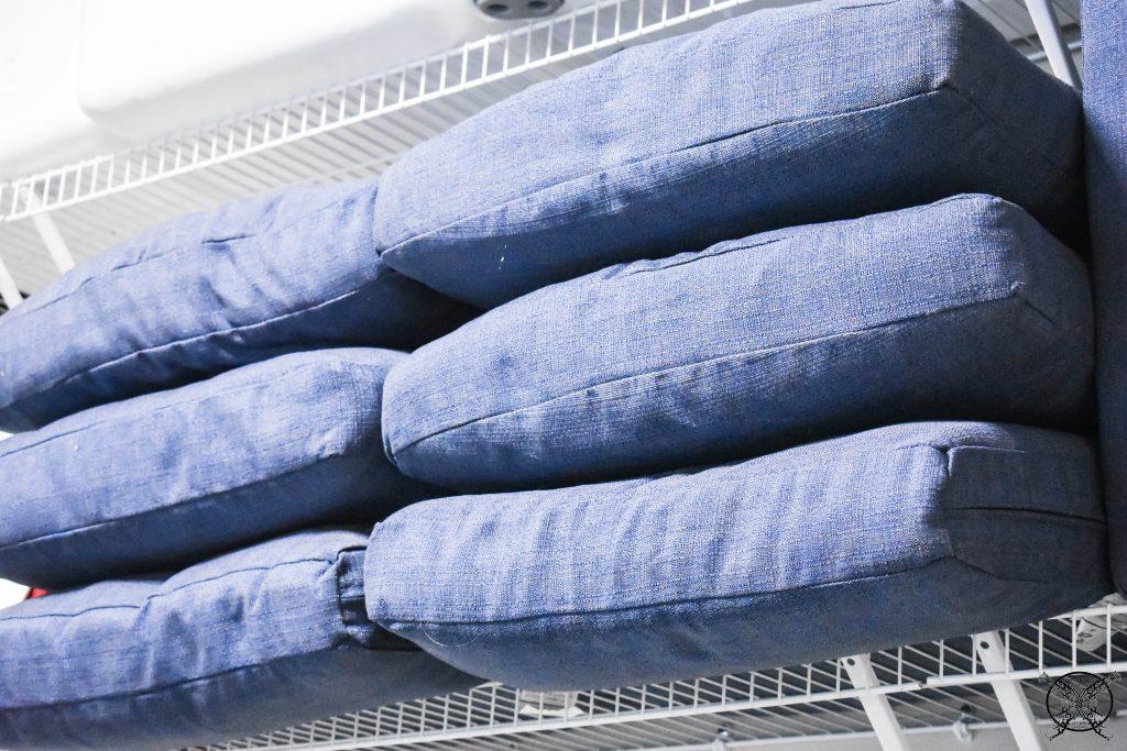 Patio Cushion Storage JENRON DESIGNS