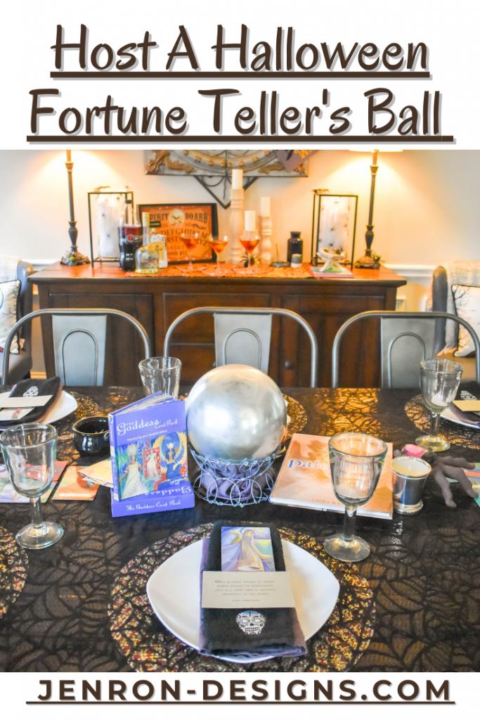 Fortune Tellers Ball JENRON DESIGNS
