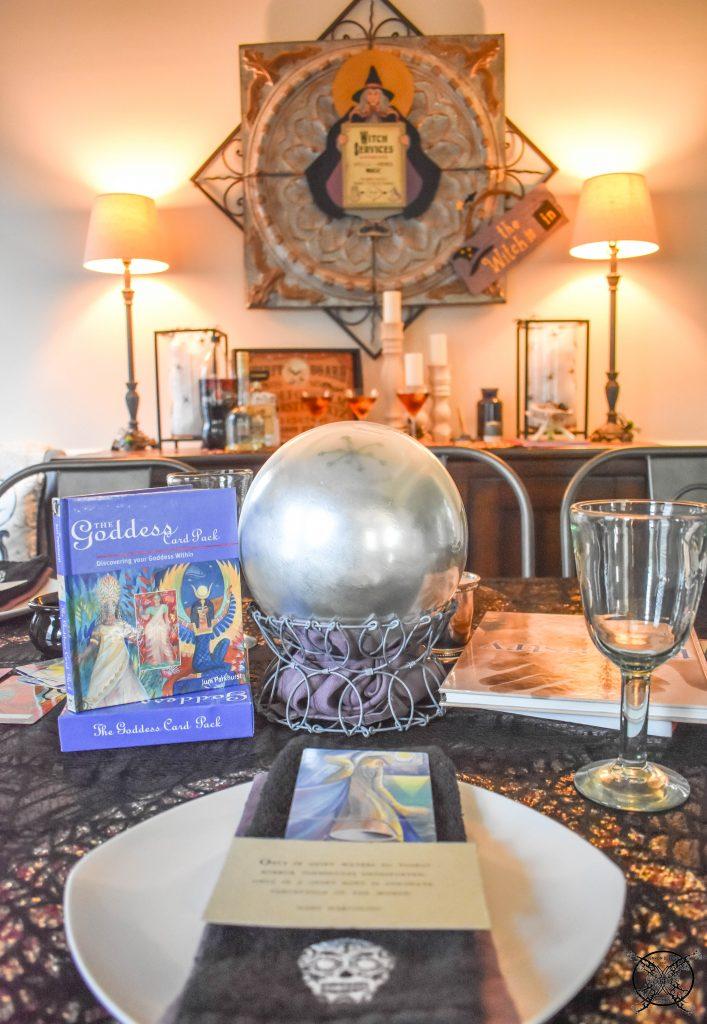 Fortune Teller's Ball JENRON DESIGNS