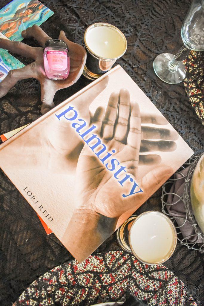 Fortune Teller's Palm Reading JENRON DESIGNS