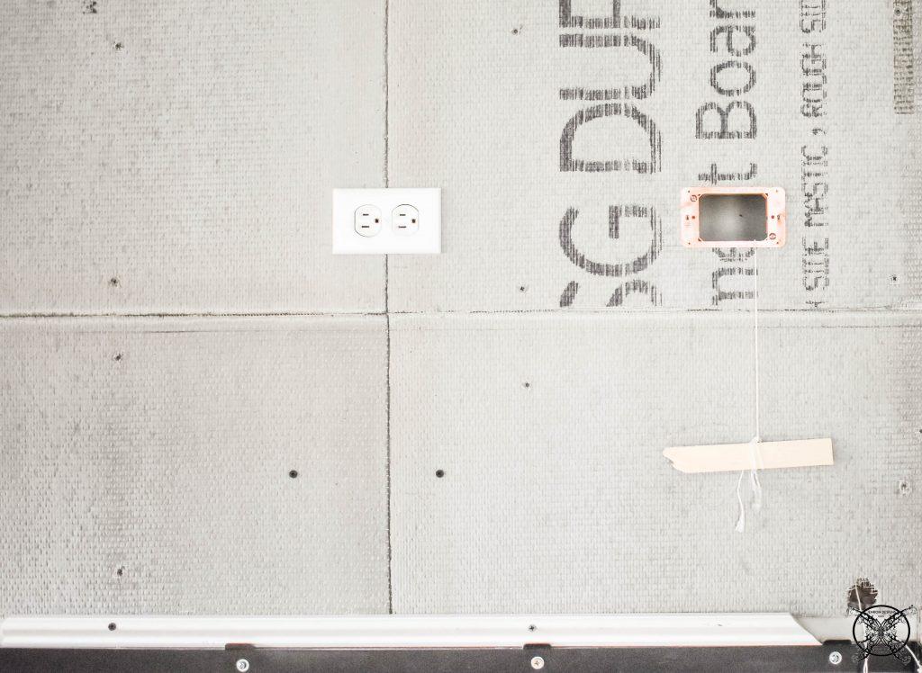 Gainer Method Mantle Electric Outlet JENRON DESIGNS
