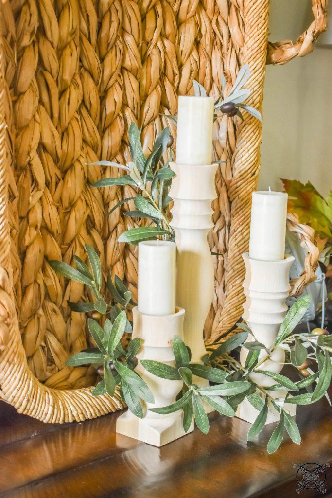 Amaizing Grace Buffet Candles JENRON DESIGNS