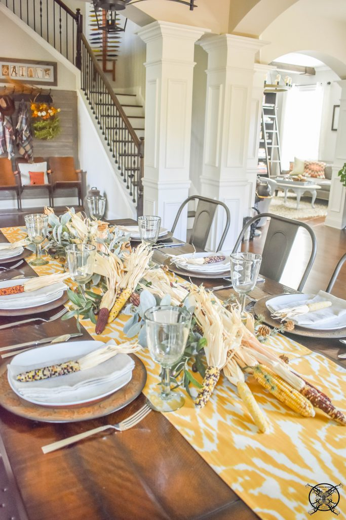 Amaizing Grace Thanksgiving Dinning Room JENRON DESIGNS