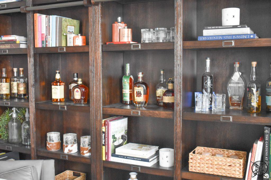 Bourbon Library JENRON DESIGNS