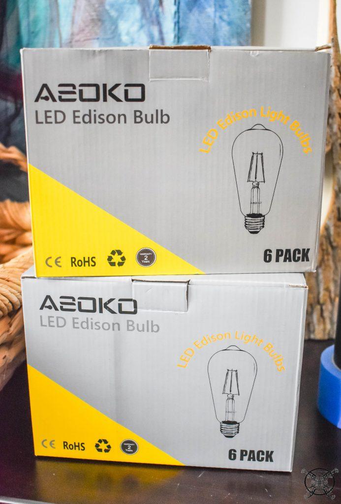 Edison Bulbs for Lighting Chandelier JENRON DESIGNS