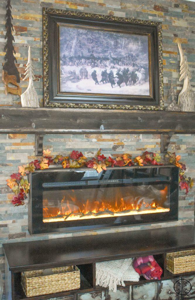 Fireplace JENRON DESIGNS