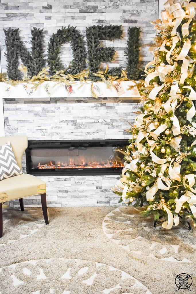 First Noel Christmas Tree JENRON DESIGNS