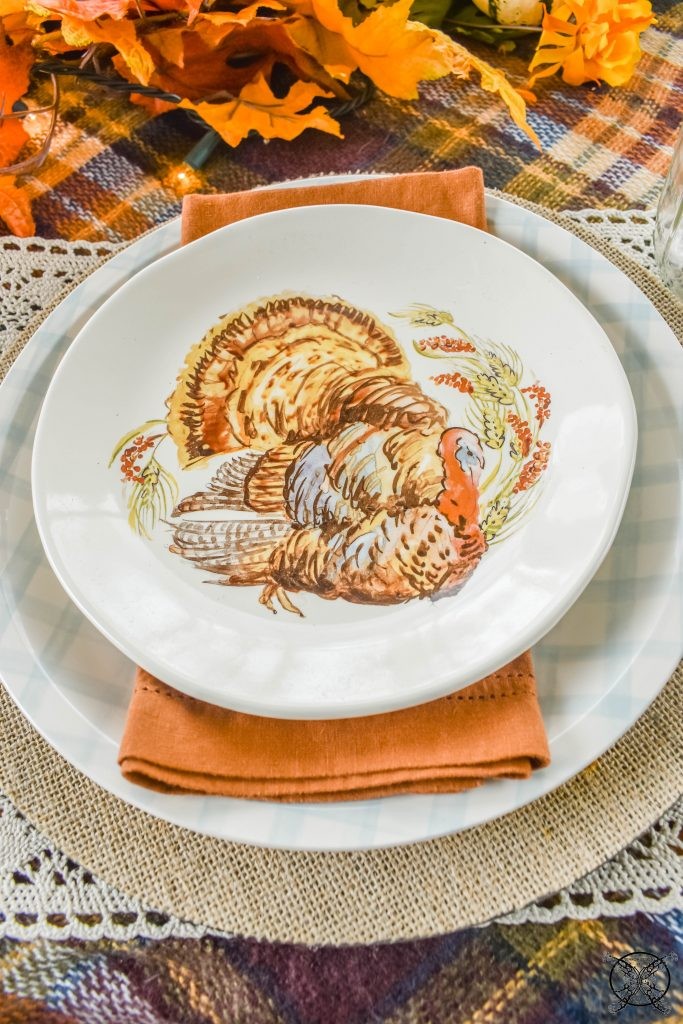 Gracious Outdoor Gathering Place setting JENRON DESIGNS