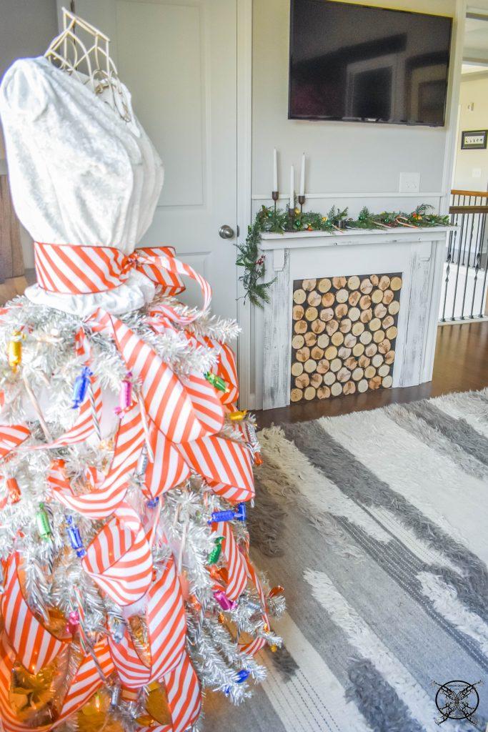 Hard Candy Christmas Tree & Mantle JENRON DESIGNS