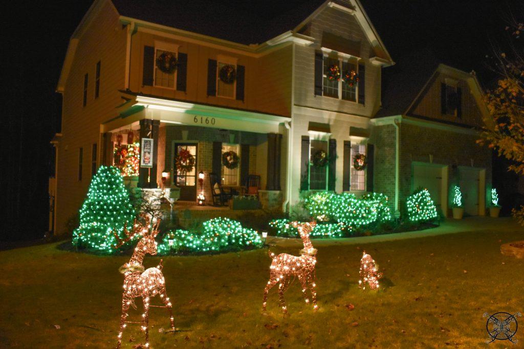 Holly Jolly Christmas Lights JENRON DESIGNS