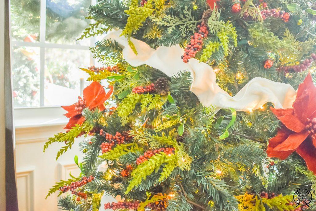 Naturalized Colors for Jingle Bells Tree JENRON DESIGNS