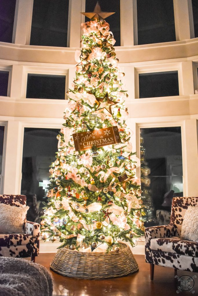 Home For The Holiday Travel Tree JENRON DESIGNS