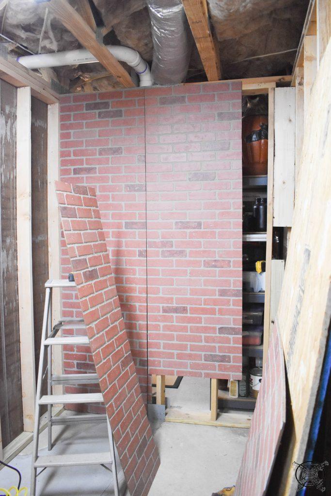 Piecing in Brick Panels JENRON DESIGNS