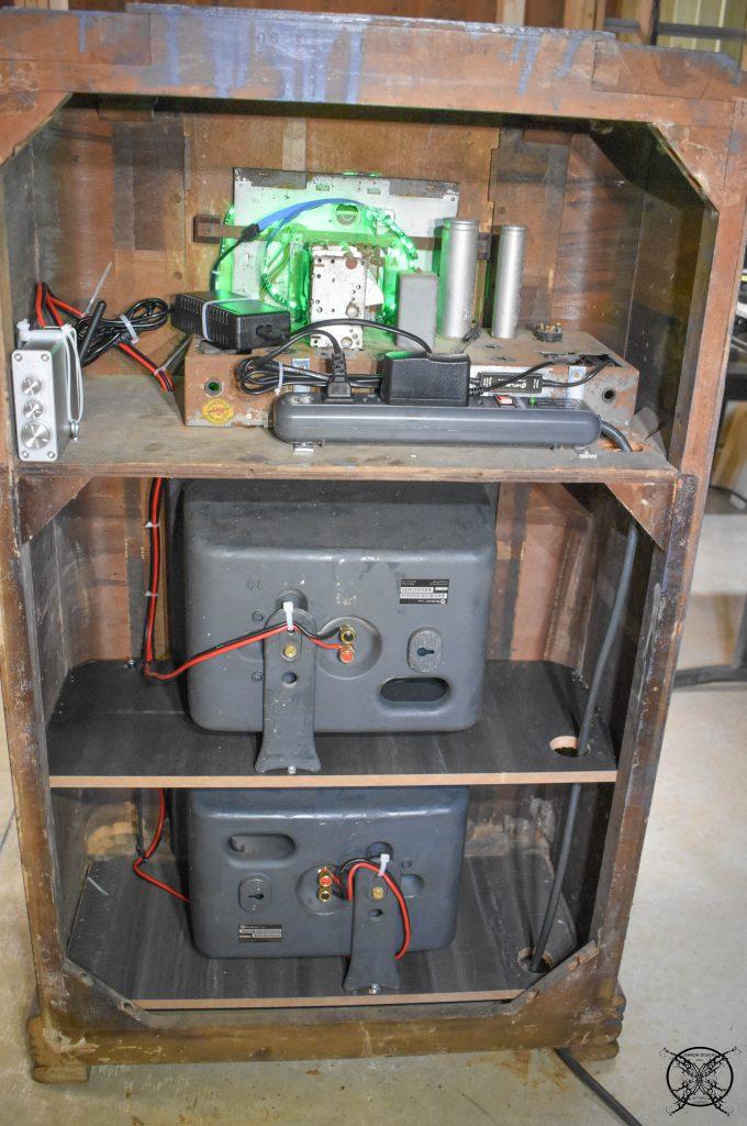 Adding Bose Speakers JENRON DESIGNS