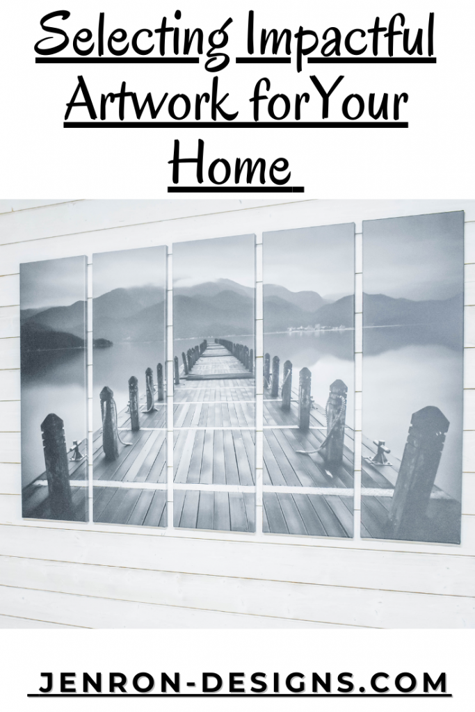Impactful Artwork for your Home JENRON DESIGNS