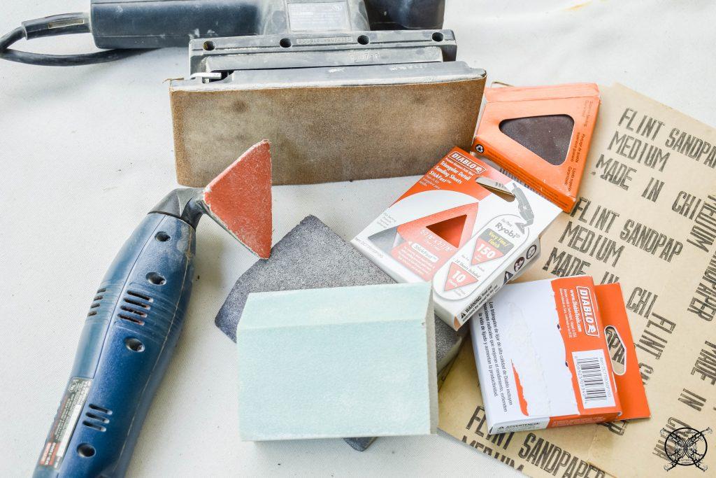 Refinishing Supplies JENRON DESIGNS
